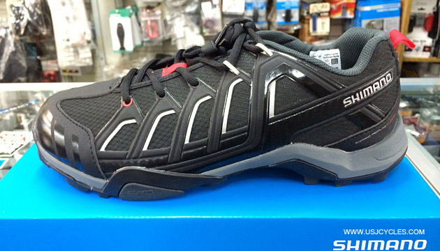 Shimano Mountain Touring Shoes - MT34 side