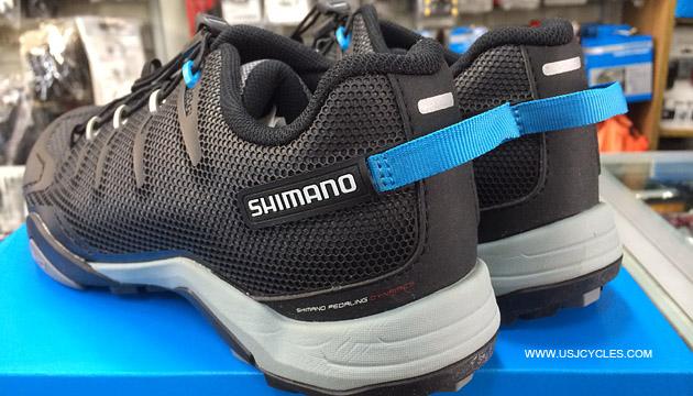 Shimano Mountain Touring Shoes - MT44 rear