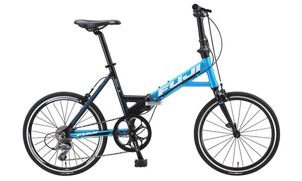 fuji-folding-bike-origami-black-blue