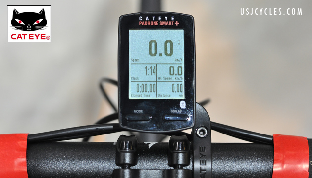 A Closer Look At New Cateye Padrone Smart Cycle Computer
