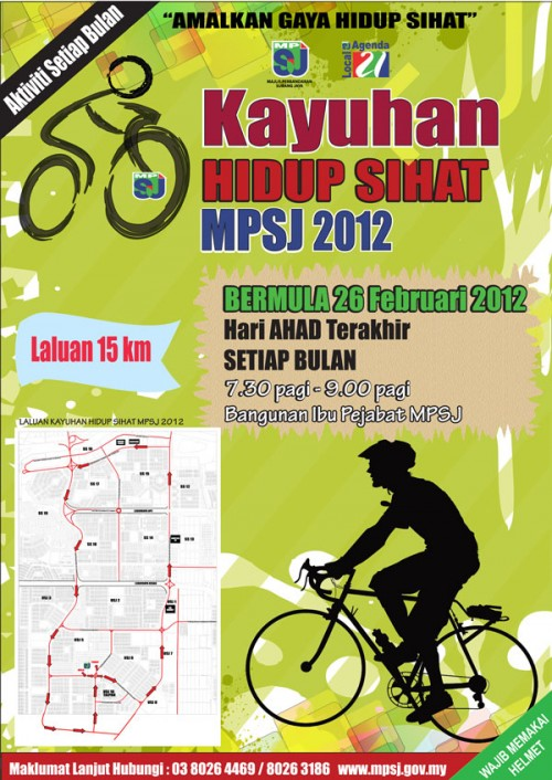 cycling for healthy life