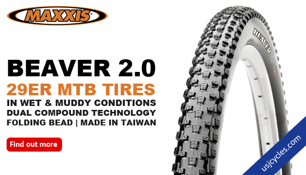 29er Tires - Maxxis Beaver 2.0