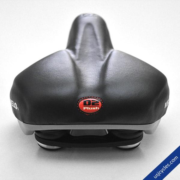 Comfort saddle - Velo Newport S1W - 2