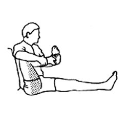 Stretching Exercise - Step 2
