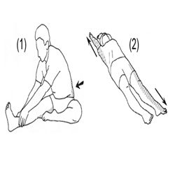 Stretching Exercise - Step 4