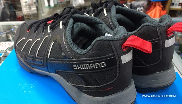 Shimano Mountain Touring Shoes - MT34 rear