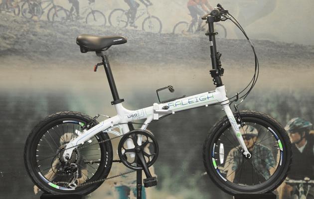 New Raleigh Ugo Folding Bikes Malaysia Usj Cycles