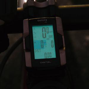 Cycle Computer - Cateye V3N Back light