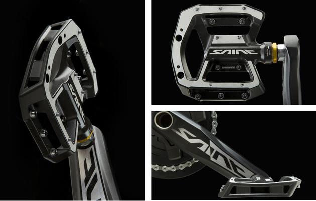 Shimano Saint Pedals - MX80 Main