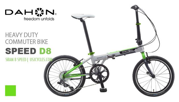dahon-folding-bikes-speed-d8-green-unfold