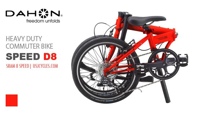 dahon-folding-bikes-speed-d8-red-fold