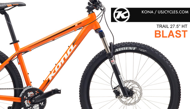 Star Buy 27 5 Kona Blast 27 5 Trail Ht Shimano 27s