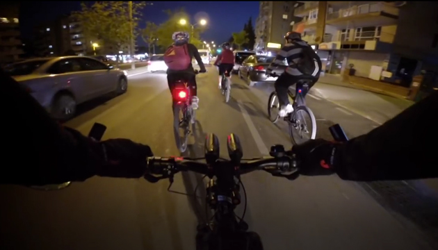 night-cycling