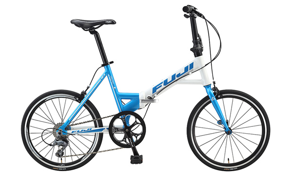 fuji-folding-bike-origami-white-blue