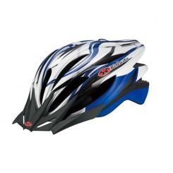 Kabuto-OGK-Helmet-LEFF-Blue