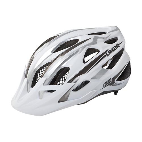 Limar-Helmet-545-White-Silver