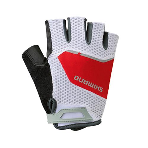 Shimano-Explorer-Gloves-White-Red