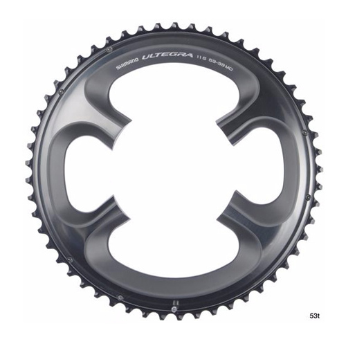 Shimano Bicycle Replacement Parts : Shimano ultegra chainring fc t double usj