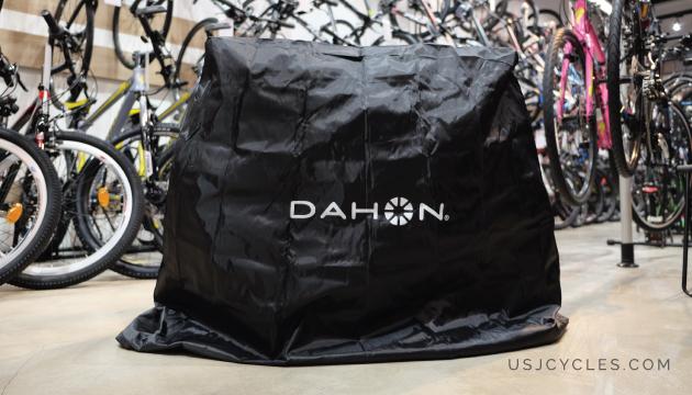 Original Dahon Folding Bike Bag Stow Away Bag Usj Cycles