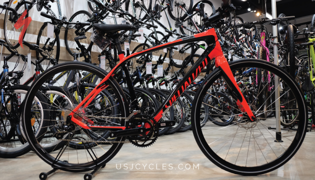 2015 Specialized Hybrid Bikes Sirrus Elite Carbon Disc