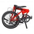 dahon-speed-d8-red