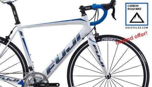 979d48546b3 Carbon Road Bike – Fuji Altamira 2.5 (Shimano 105 10s)