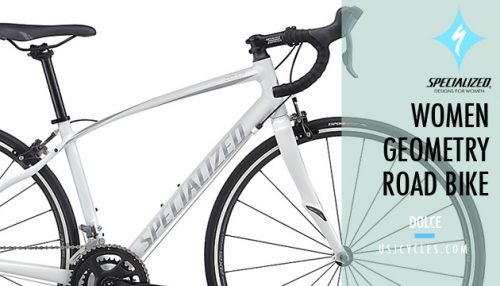 Specialized Women's Road Bike Dolce White