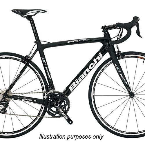 Bianchi Sempre Pro B4P Carbon Road-Frame | USJ CYCLES | Bicycle Shop ...