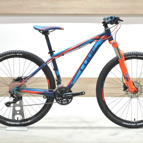9864b9ff056 CUBE Analog 27.5 | USJ CYCLES | Bicycle Shop Malaysia