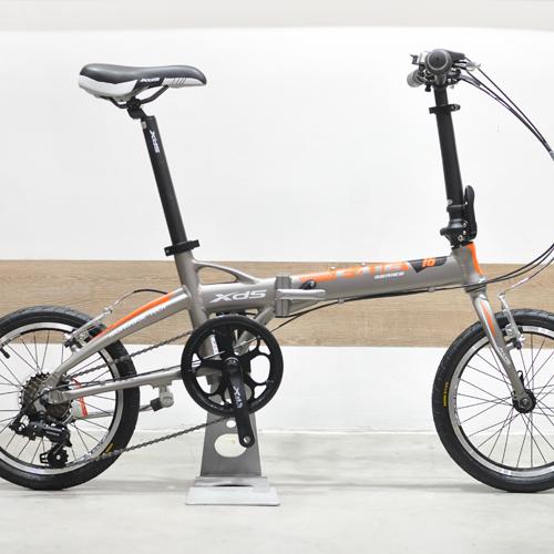 Xds Folding Bike Fa16 Usj Cycles Bicycle Shop Malaysia