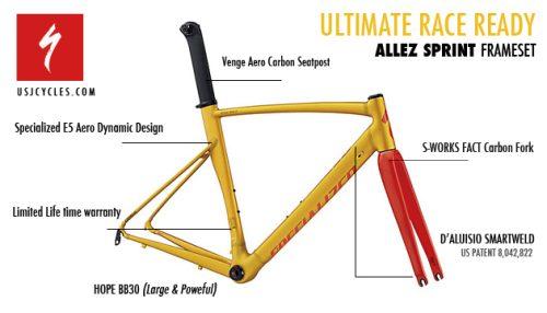 specialized-allez-sprint-feature-gold