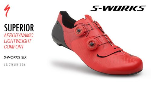 6f4e7488b46ce Performance Cycling Shoe – Specialized S-Works 6