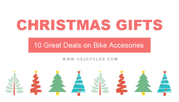 Great Christmas Gifts.Christmas Gift Ideas 2017 Bicycle Accessories Usj Cycles