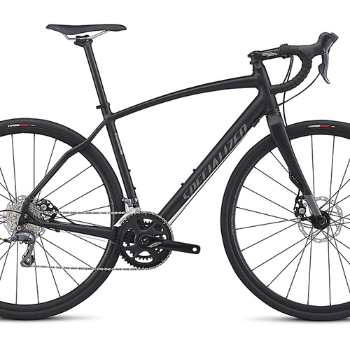 Specialized Diverge A1 Black