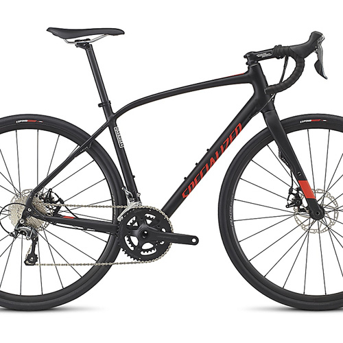 Specialized Diverge DSW Elite Black