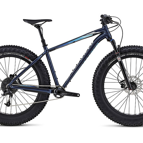 2017 Specialized 174 Fatboy Trail 26 Fat Bikes Top Kl