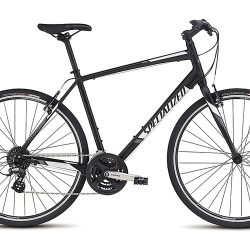 Specialized Sirrus Black White