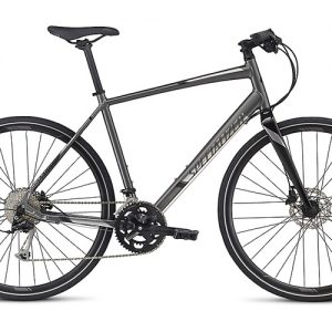 Specialized Sirrus Sport Chrome Black