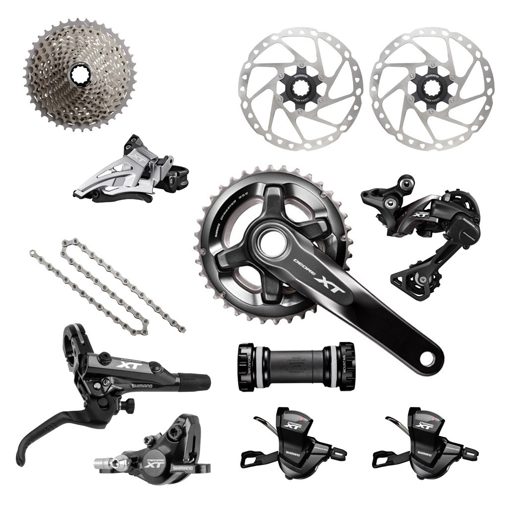 bbdbc2517d0 Shimano Deore XT 11s Groupset | USJ CYCLES | Bicycle Shop Malaysia