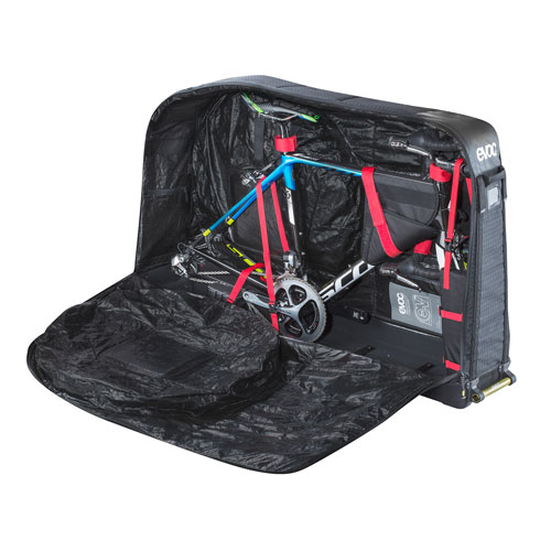 Evoc 174 Bike Travel Case Pro Road Amp Mtb Bags Authorised