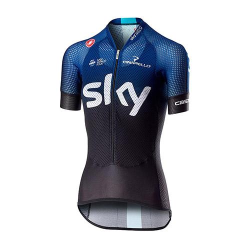 Castelli Team Sky Climber Women Jersey 6d892d106