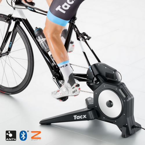 Smart Trainer Cycling Amazon Com: TACX® Flux Smart Trainer
