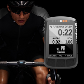 Wahoo® ELEMNT Bolt | GPS Cycling Computer | Authorised Dealer