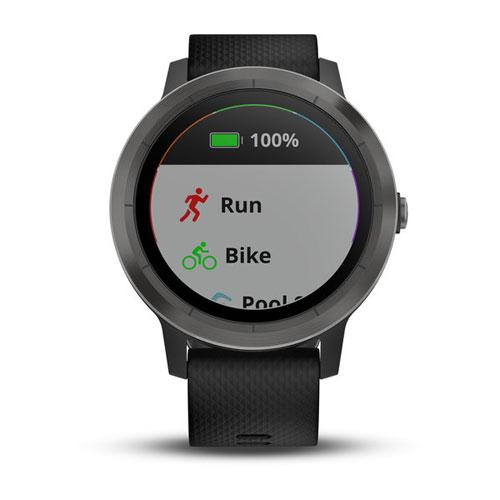 Garmin Vivoactive 3 Smart Watch | USJ CYCLES