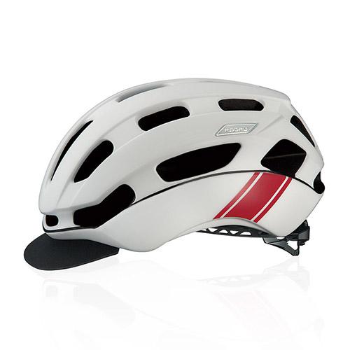 kabuto-glosbe-ii-white-red
