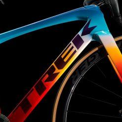 TREK Project One Icon Frameset Tokyo Olympics First Light Detailed
