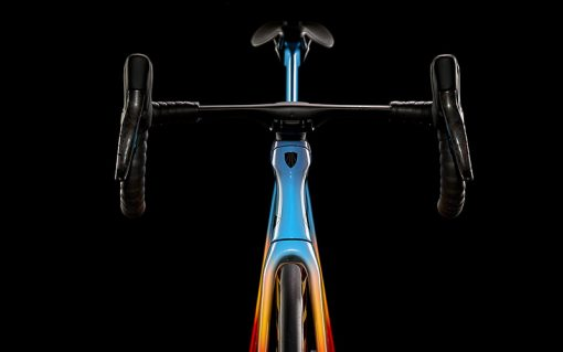 TREK Project One Icon Frameset Tokyo Olympics First Light Front